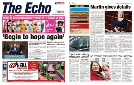 Evening Echo – September 01, 2021
