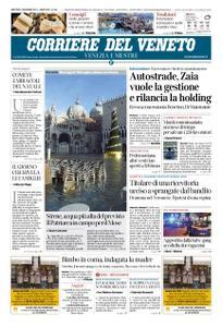 Corriere del Veneto Venezia e Mestre – 24 dicembre 2019