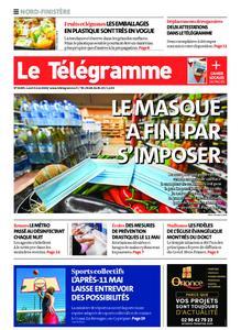 Le Télégramme Brest Abers Iroise – 04 mai 2020