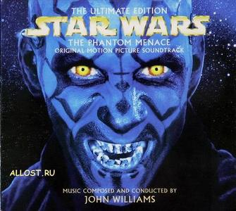 Star Wars Ep. 1 - The Phantom Menace (Ultimate Score) (CD1 and CD2)
