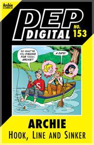 153-Archie-Hook, Line and Sinker 2015 Forsythe