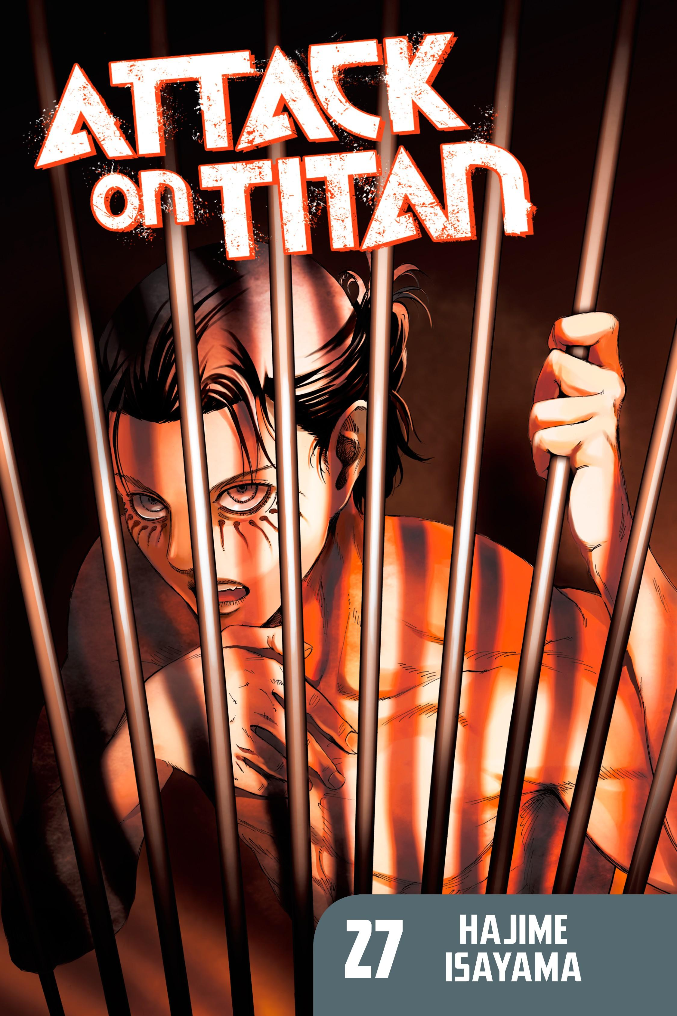Attack on Titan v27 2019 Digital danke