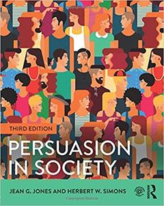 Persuasion in Society, 3 edition