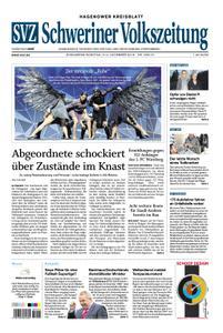 Schweriner Volkszeitung Hagenower Kreisblatt - 03. November 2018