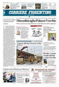 Corriere Fiorentino La Toscana - 16 Gennaio 2018