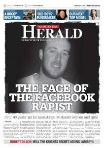 Newcastle Herald - August 17, 2018