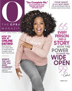 O, The Oprah Magazine - February 2019