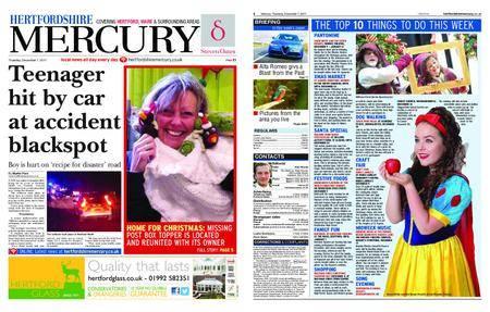Hertfordshire Mercury – December 07, 2017