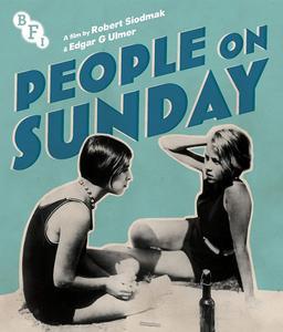 People on Sunday / Menschen am Sonntag (1930) [British Film Institute]