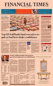 Financial Times Europe – 05 February 2020