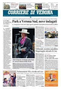 Corriere di Verona - 17 Gennaio 2018