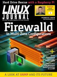 Linux Journal - September 2016