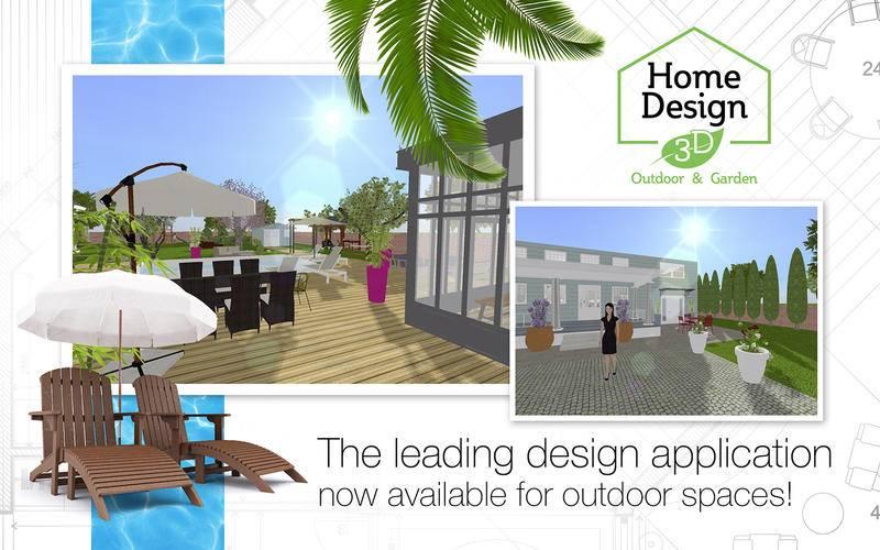 Home Design 3D Outdoor & Garden 4.0.2 Mac OS X / AvaxHome