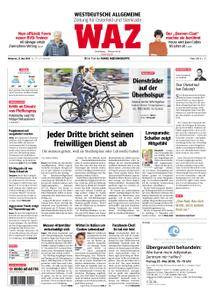 WAZ Westdeutsche Allgemeine Zeitung Oberhausen-Sterkrade - 23. Mai 2018