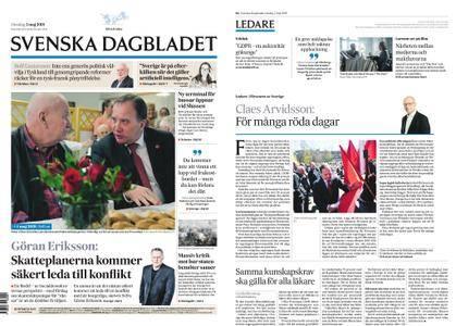 Svenska Dagbladet – 02 maj 2018