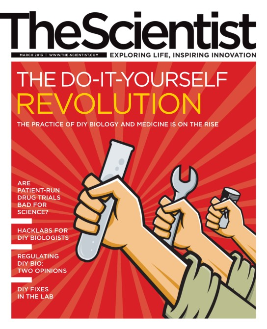 The Scientist - March 2013