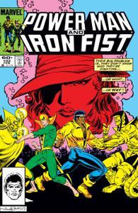 Power Man and Iron Fist 102 (1978) (digital