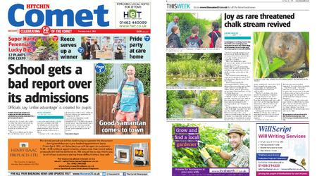 The Comet Hitchin – July 01, 2021