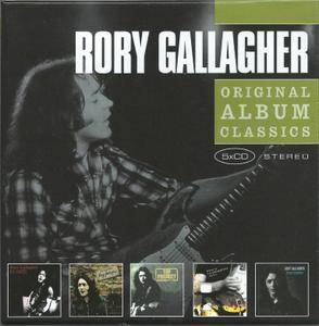 Rory Gallagher - Original Album Classics (2008) {5CD Box Set} Repost / New Rips