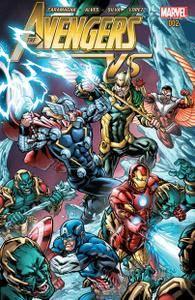 Avengers VS 002 2015 Digital