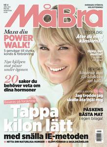 MåBra – April 2019