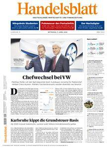 Handelsblatt - 11. April 2018