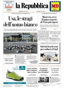 la Repubblica - 5 Agosto 2019