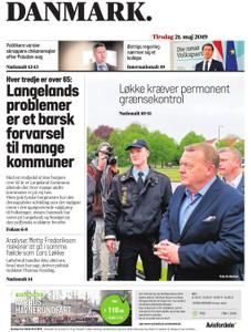 JydskeVestkysten Sønderborg – 21. maj 2019