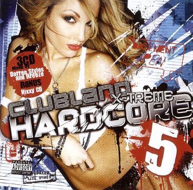 VA - Clubland X-treme Hardcore 5 2008