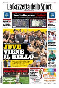 La Gazzetta dello Sport Roma – 11 luglio 2019