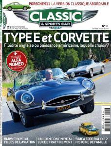 Classic & Sports Car France - Octobre 2020