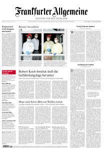 Frankfurter Allgemeine Zeitung - 2 Juni 2021