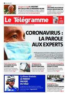 Le Télégramme Auray – 04 mars 2020