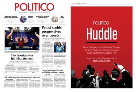 Politico – July 11, 2019