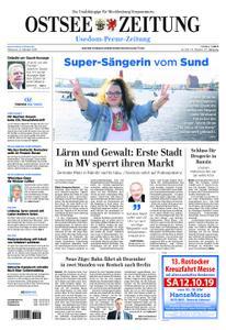 Ostsee Zeitung Wolgast - 09. Oktober 2019