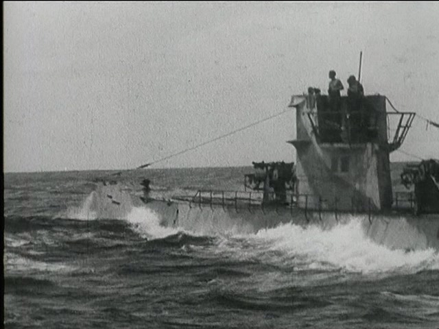 Discovery Channel - Attack and Capture : The Story of U-Boat 505 (2000)