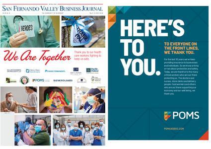 San Fernando Valley Business Journal – May 11, 2020