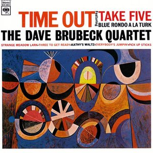 The Dave Brubeck Quartet - Time Out (1959/2013) [Official Digital Download 24/176]