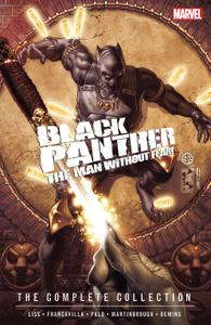 Black Panther-The Man Without Fear-The Complete Collection 2018 Digital Zone