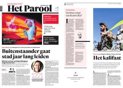 Het Parool – 18 oktober 2017