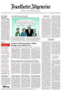 Frankfurter Allgemeine Zeitung F.A.Z. - 19. Oktober 2017