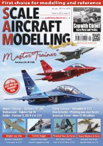 Scale Aircraft Modelling - Volume 40 Issue 11 - January 2019