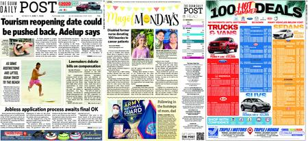 The Guam Daily Post – June 01, 2020