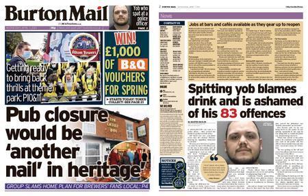 Burton Mail – April 07, 2021