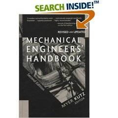 Mechanical Engineers Handbook