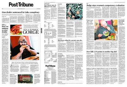 Post-Tribune – February 06, 2018