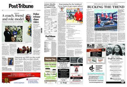 Post-Tribune – December 10, 2017