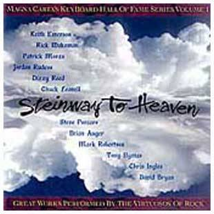Steinway to Heaven - Keyboard Hall Of Fame (1996)