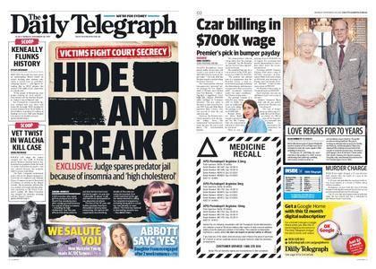 The Daily Telegraph (Sydney) – November 20, 2017