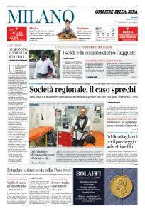 Corriere della Sera Milano - 18 Giugno 2018